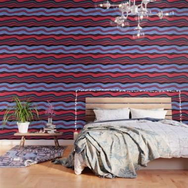 striped wallpaper b&q,green,line